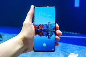 Screen Picture Vivo Nex S Announced In Display Fingerprint And 91 Screen