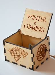 Engraved Wooden Music Box Game Of Thrones Amazon Wood Engraved Music Box Game of Thrones Main Theme 12