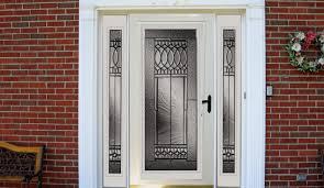 front screen doordoor  Storm Door Installation Amity Storm Doors For Front
