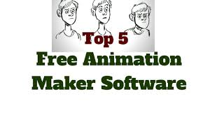 free animation maker software