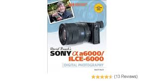 sony ilce 6000. david busch\u0027s sony alpha a6000/ilce-6000 guide to digital photography: amazon.co.uk: ken pickerill, busch: 9781305263574: books ilce 6000