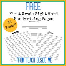 1st grade writing worksheets 1st grade writing worksheets