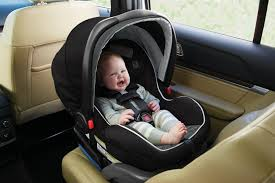 the graco snugride snuglock 35 elite infant car seat has a hassle free worry free installation for rear facing infants using either vehicle seat belt or