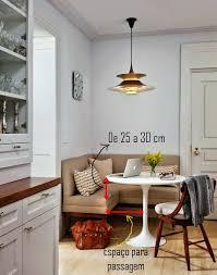 Para um canto alemão de 5 ou 6 lugares, a mesa ideal é a de 80 cm x 80 cm; Canto Alemao Moderno 30 Ideias Simples Decoracao