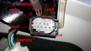f650gs year 2005 panel instrument dead can t power on this is the reason why i disconnected my not working alarm system and i created the 2 required jumpers
