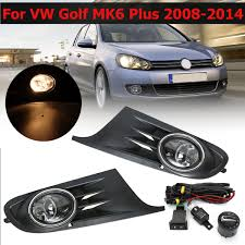 2003 Jetta Fog Lights Details About For 2008 2014 Vw Golf Jetta Mk6 Front Fog Light Lamps W Wring Switch Cover Kit