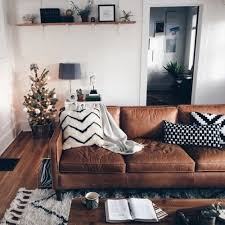 brown leather couch living room ideas. Perfect Leather Innovative Brown Leather Sofa Living Room 25 Best Couch Decor Ideas  On Pinterest And
