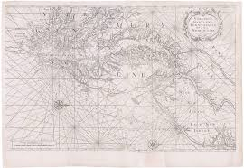 Upper Chesapeake Bay Chart Delaware Bay And Chesapeake Bay From The English Pilot The Fourth Book