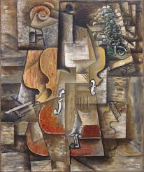 file pablo picasso 1912 violin and gs oil on canvas 61