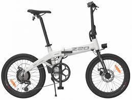 Купить <b>Электровелосипед</b> складной <b>Xiaomi HIMO Z20</b>, белый по ...