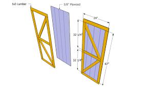 barn door design plans. Shed Door Plans Professional Design Ideas Site Barn A