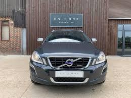 Volvo S60 D5 R Design For Sale Used 2013 Volvo Xc60 D5 R Design Nav Awd Estate 2 4