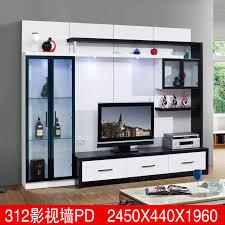 Living Room Furniture Lcd Tv Wall Unit Wood Led Tv Wall Unit Lcd Tv Cabinet Living Room