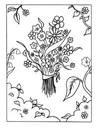 Disegni Primavera Da Stampare E Colorare Foto Mamma Pourfemme
