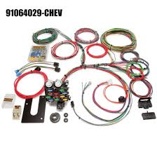 painless wiring 21 circuit wiring harness painless wiring 21 circuit wiring harness universal fit 21 number of circuits fuse block included compatible gm column