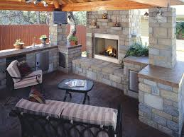 outdoor stone fireplace ideas garden design 18 outside fireplaces