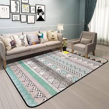 Designer Striped Carpet Amazon Com Zgp Interior Carpet Area Carpets Designer
