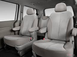 2016 kia sedona rear seat