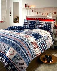 red plaid flannel duvet covers comforter set cover king cuddl duds