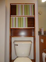 Toilet Decor Captivating Above The Toilet Shelving Ideas Images Best Image 3d