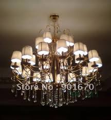 lamp shade chandelier lighting design houzz for 10