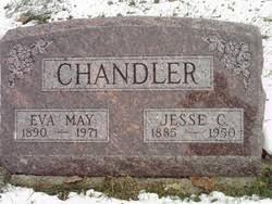 Eva May Eshelman Chandler (1890-1971) - Find A Grave Memorial