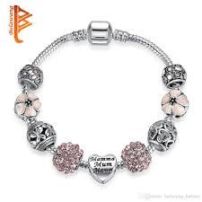 snake chain bracelet pandora clasp whole pearl chain bracelet