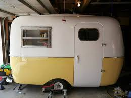 Small Car Camper 25 Best Small Campers Ideas On Pinterest Small Travel Trailers