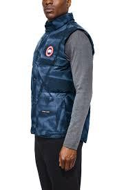 Men  39 s Freestyle Crew Vest   Canada Goose