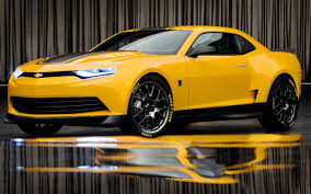 Featuring 19 chevrolet transformers 4 bumblebee camaro (.) the 13 hottest cars ever featured in movies! Custom Camaro To Play Bumblebee In Transformers 4