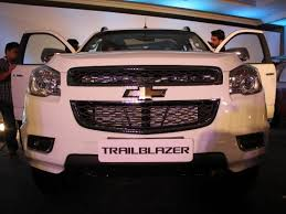 new car suv launches in 2015Chevrolet to launch Trailblazer SUV in India around secondhalf of