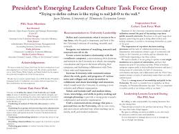 Culture Task Force - University of Minnesota Twin Cities