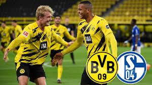 Borussia Dortmund gegen Schalke 04: 3:0, 5. Spieltag - Bundesliga - Fußball  - sportschau.de