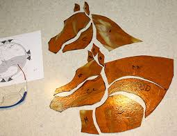 trying to capture the personality of the horse by using an unyielding piece of glass is challenging it has focused my mind on seeing the overall impression