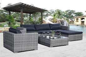 rattan furniture covers. Extra Large Outdoor Table Chair Covers Rattan Garden Furniture Sofa Set Promo L
