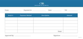 Labour Payment Voucher Template In Adobe Photoshop, Illustrator ...
