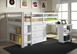 full size loft bed with desk and storage bunk beds armless wooden throughout loft bed full size