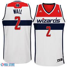 John Revolution White Jersey Wall Washington 30 Wizards