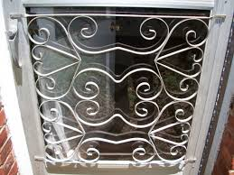 Decorative Metal Grates Uncle Atom Vintage Mill Finish Aluminum Screen Doors And Grille