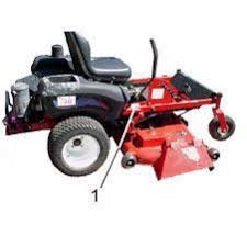 find genuine toro parts rider z master and timecutter right side