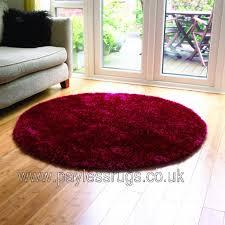 starlet twilight rasberry circle rug 135cm x 135cm jpg