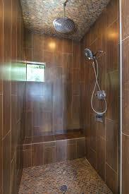 wood tile flooring in bathroom. Wood Style Tile Look Flooring Photos In Shower . Bathroom