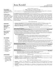 Resume CV Cover Letter Electrical Engineering Resume Are Really