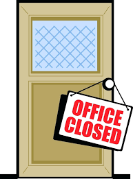 office will be closed sign template closed for labor day sign template 4gwifi me