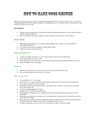 Double Major Resume Competent Portray Impressive How Write For Your