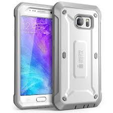 white samsung galaxy phones. i-blason supcase unicorn beetle pro full-body case for samsung galaxy s6, white phones