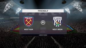 West Ham vs West Brom - England FA Cup ...