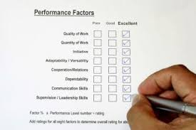 sample employee evaluations a sample employee performance form employee performance