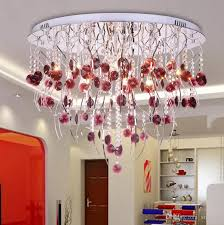 post modern creative k9 crystal chadelier willow twig led ceiling lamp wine red crystal chandelier living room hotel lamp pendant light shades modern