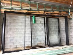 aluminium stacking sliding door building materials gumtree australia brisbane south east manly 1188291993
